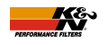 KN filters logo